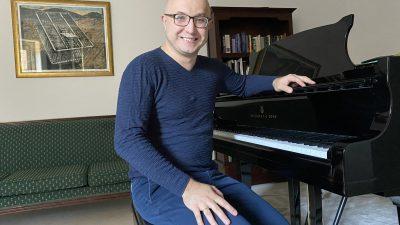 Meesterpianist Gavrylyuk geblesseerd