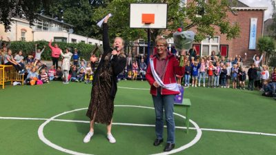 De Binckhorst-St. Jan neemt afscheid van juf Hetty