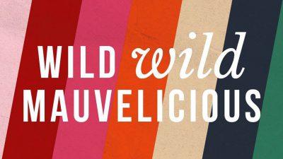 New: wild wild mauvelicious gerechten voor take away!