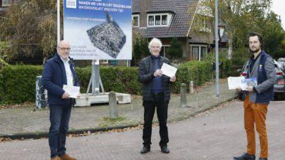 Laren Regenklaar goed van start met project Steffenskamp e.o.