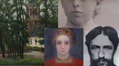 Bol an 148: Agatha Zethraeus, een meisje in rood