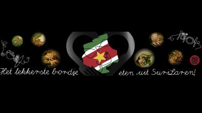 ( audio)  Surinaams take away in Laren