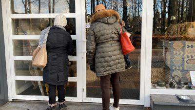 'Bijzonder Laren' peilt bij winkeliers  'Iedere zondag, Koopzondag in Laren'