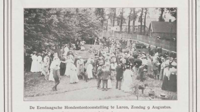 Bol an 156: Hondententoonstelling 1908