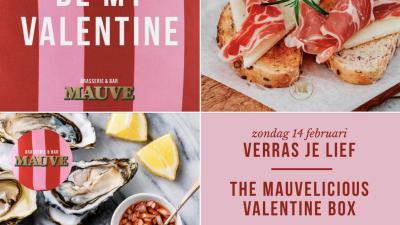 The Mauvelicious Valentine box!