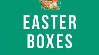 The Mauvelicious Easter Box