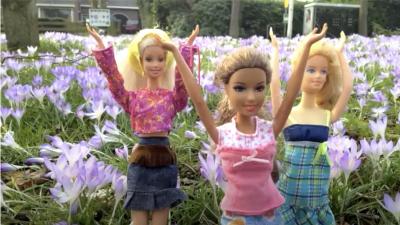 NIEUW: Videoclip 'Lente Jeukt' gezongen door Larense Madelijne Kool