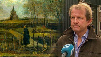Museumdirecteur opgetogen over gepakte verdachte Van Gogh-roof