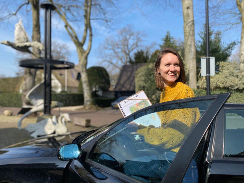Singer Laren brengt  autopuzzeltocht langs Sluijters, Mauve en Mondriaan