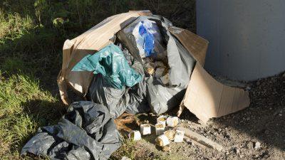 Nieuwe podcast: Kun je van afval leven?