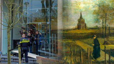 Verdachte Van Gogh-roof voor het eerst voor rechter, maar waar is het schilderij?