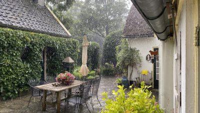 Typisch Hollandse zomer