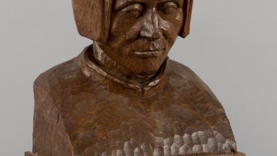 Gesproken column Leo Janssen over beeldhouwer Gerard Hoppen
