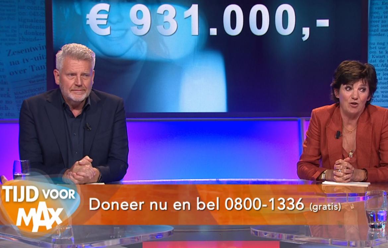 Inmiddels ruim 900.00 euro voor 'De gouden tip'