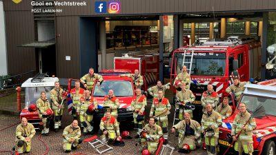 Word vrijwilliger van de brandweer