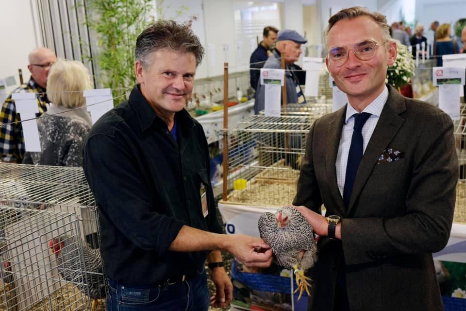 Jaartentoonstelling  Gooise Pluimvee- en Klein dierenfokkers Vereniging