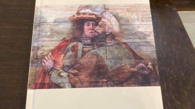 Hemelbestormers: geheimen van het gewelf in de Grote Kerk in Naarden onthuld