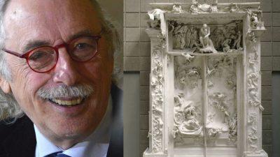 Leo Janssen geeft dinsdag lezing over Dante's Divina Commedia en Rodin's Hellepoort in Johanneskerk