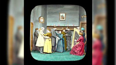 Krekels en Kerst in het Dickenstheater
