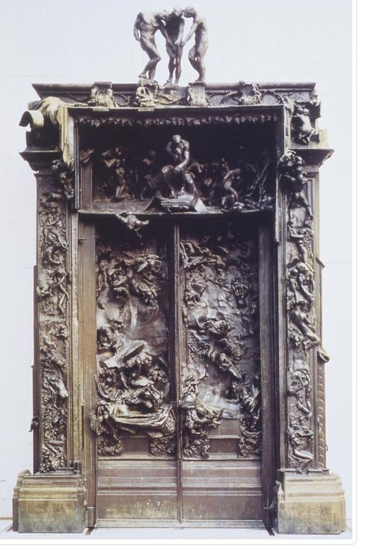 'Zin, Ziel en Zaligheid': tweede avond over Dante-Rodin door Leo Janssen