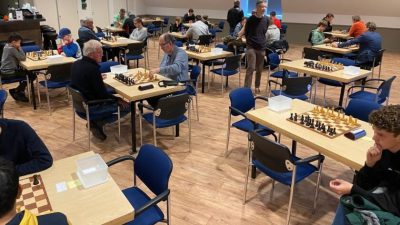 Jeugd regeert Open Goois Kampioenschap 2021 schaken